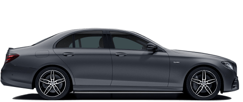 Mercedes E300e AMG Line Avis Prestige Car Hire UK