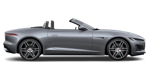 Jaguar F-Type 5.0 V8 R-Dynamic Convertible