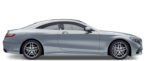 Mercedes S560 AMG Coupe