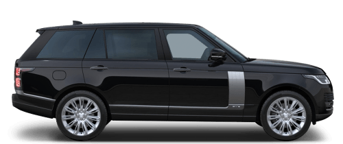 Range Rover Autobiography car hire UK