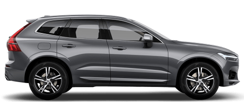Volvo XC60 T8 car hire
