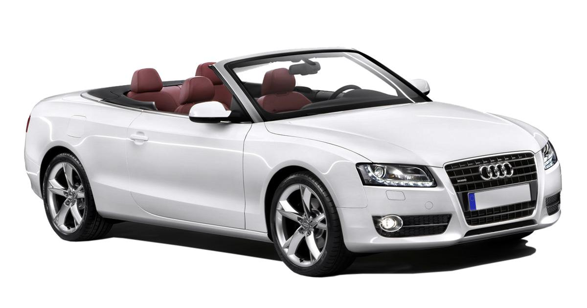 New Arrival - Audi A5 3.0 TDi Cabriolet S-Line