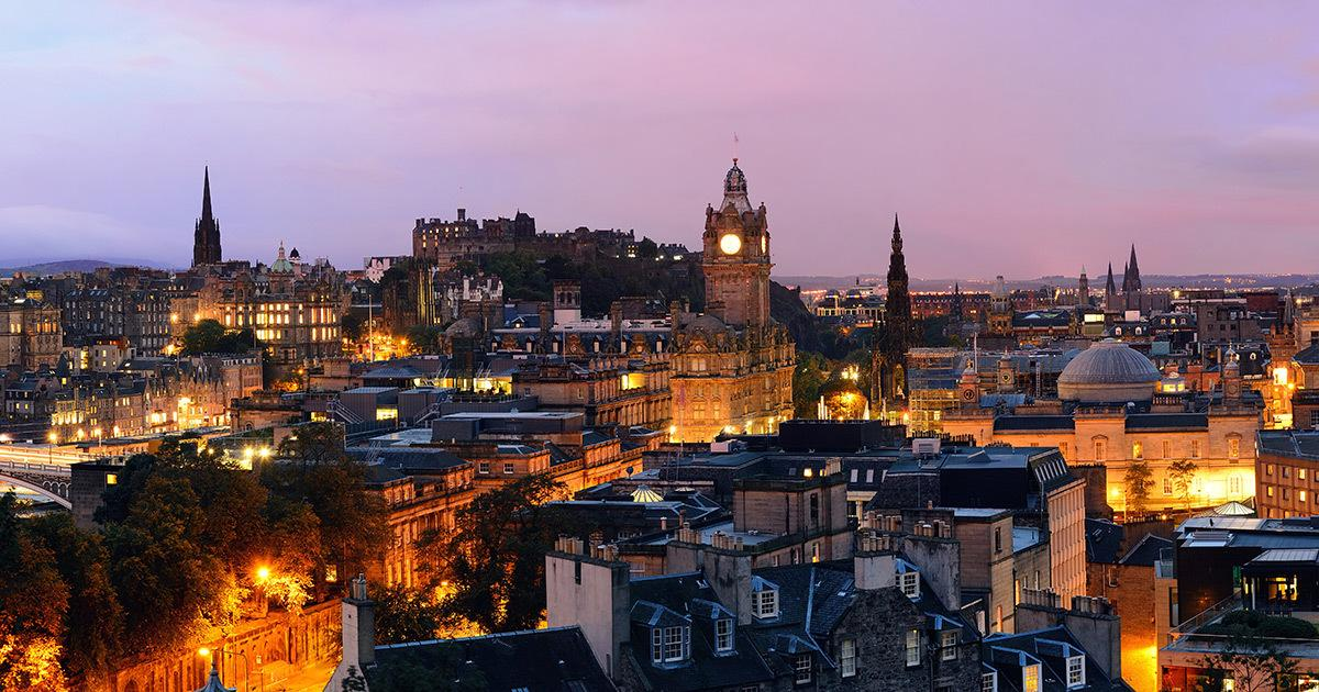 Edinburgh car hire service