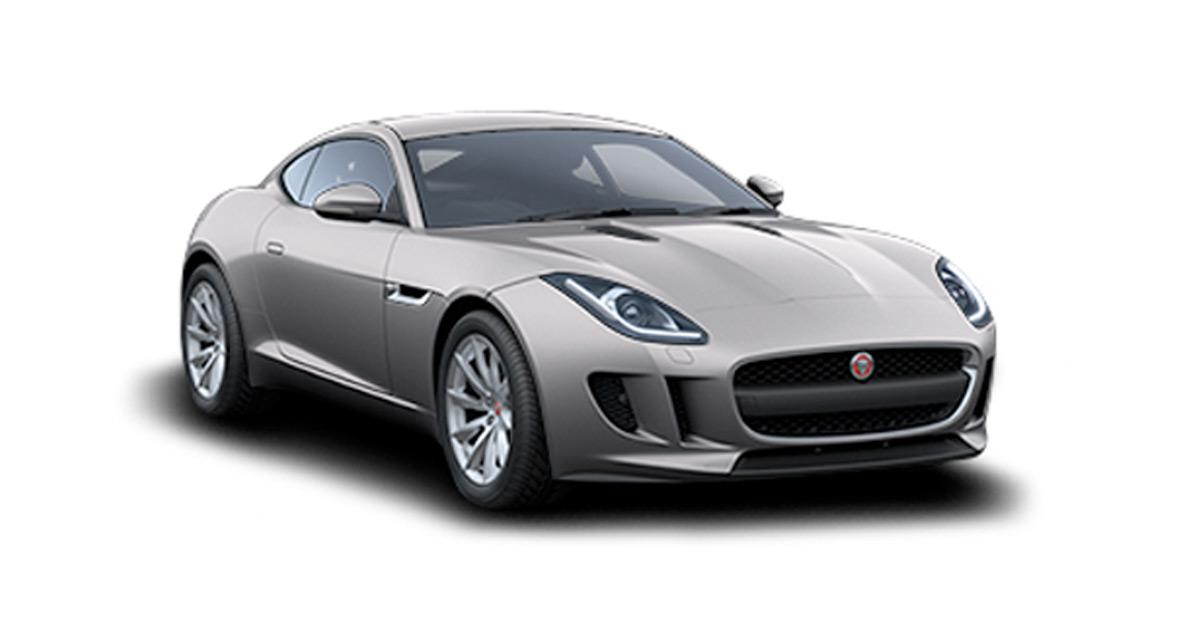 Coming Soon - Jaguar F-Type Coupe
