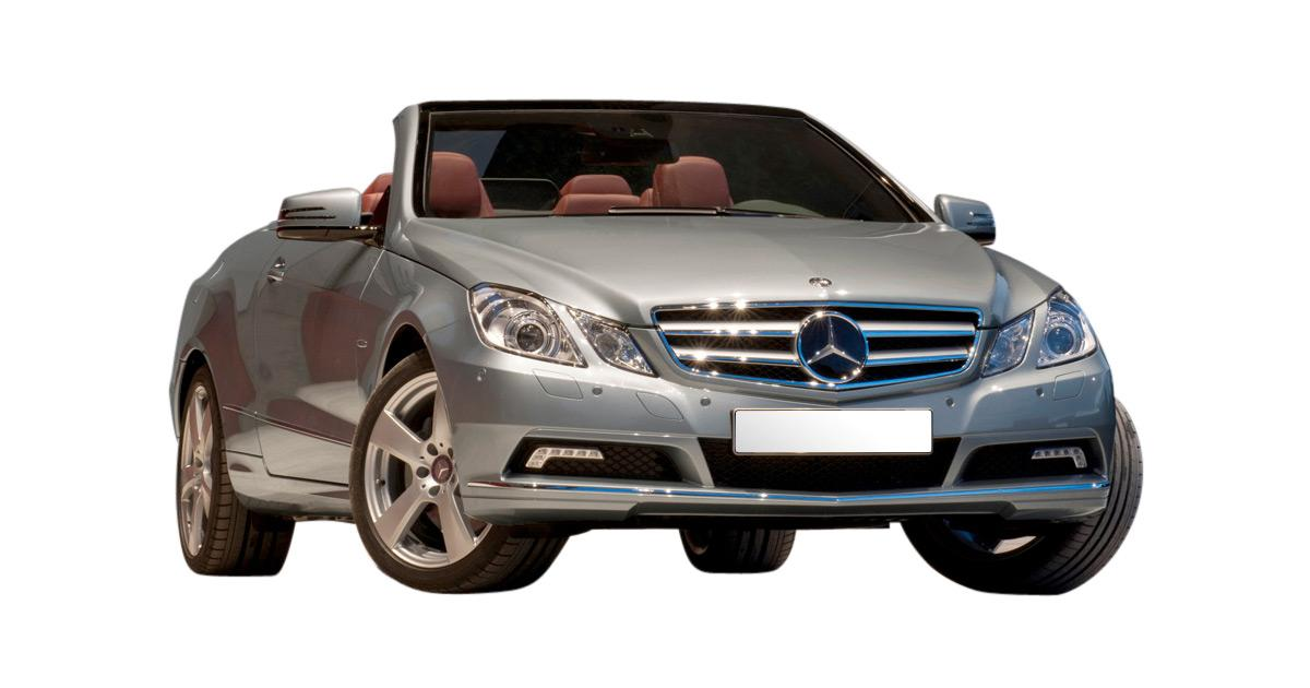 Mercedes car hire UK