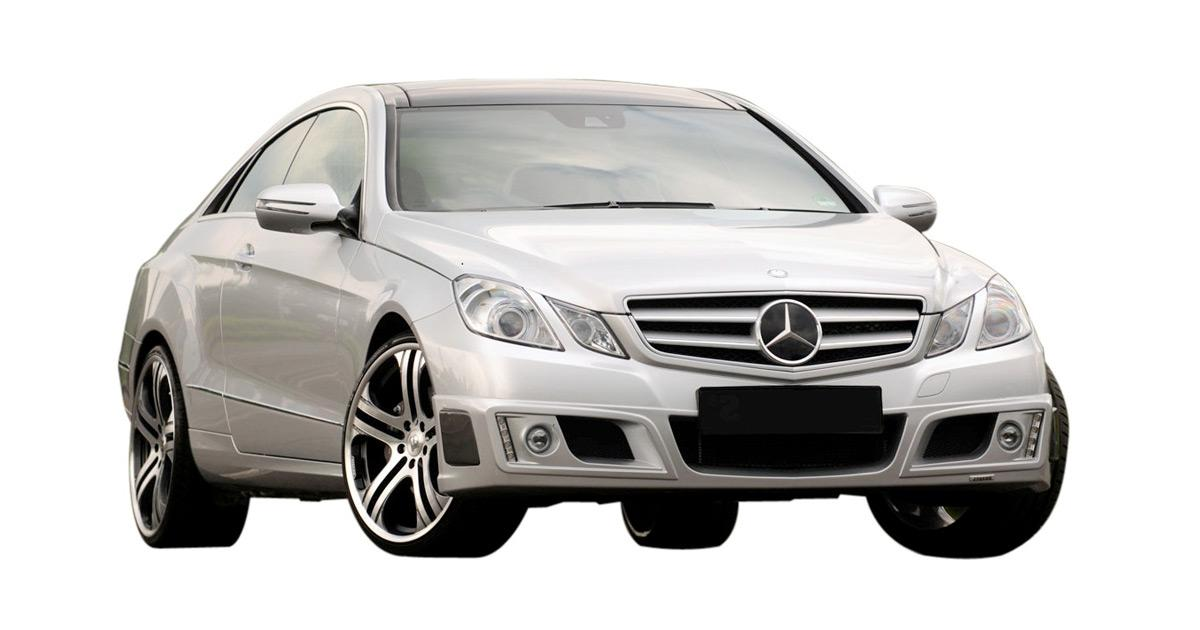 New Arrival - Mercedes E Class Coupe